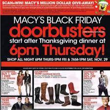 macy s 2017 black friday deals ad black friday 2017