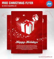 holiday flyers templates free stackerx info