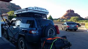 Fj Cruiser Roof Rack Oem by Roof Top Tent On Oem Rack Page 5 Toyota Fj Cruiser Forum