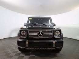 mercedes g class interior 2016 2016 used mercedes benz 4matic 4dr amg g 65 at mercedes benz of