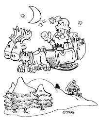 noël jingle bells dang dessinateur jeunesse coloriage gratuit