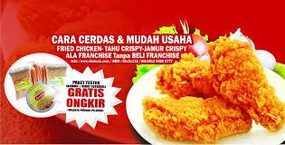 Sho Jamur top 10 crispy chicken franchise posts on