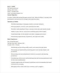 marketing resume examples hitecauto us