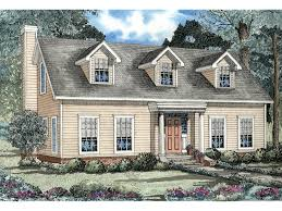 cape cod style floor plans elbring style home plan 055d 0155 house plans and more