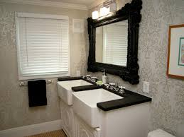 How To Clean Black Tiles Bathroom How To Remove Stains From Walls And Wallpaper Diy
