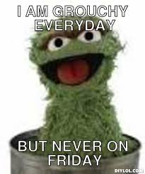 Oscar The Grouch Meme - grouchy memes image memes at relatably com