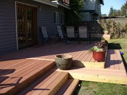 north seattle composite deck