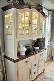Dining Room Table And Hutch Sets by 25 Best Painted Hutch Ideas On Pinterest Hutch Makeover