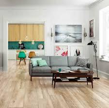 Underfloor Heating Laminate Floor Loftwood Rustic Oak Wood Effect Porcelain Floor Tile