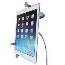 Tablet Desk Mount by Tablet Desk Mount Flexible Single Arm Mount Cables4all