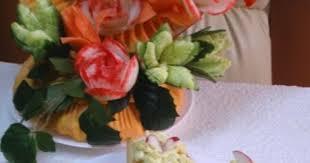 egg salad ina garten garnishfoodblog fruit carving arrangements and food garnishes