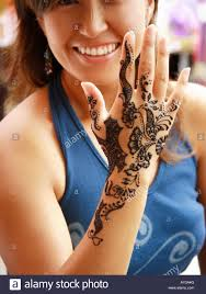 henna tattoo stockfotos u0026 henna tattoo bilder alamy