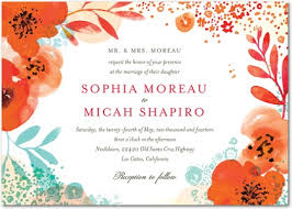 destination wedding invitations water color destination wedding invitations