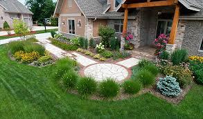 Ideas Landscaping Front Yard - garden design garden design with front patio on pinterest front