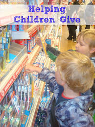 making boys men helping children give operation christmas child