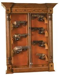 Gun Cabinet Specifications Wall Display Antique Guns Wall Display Pistol Display With Base