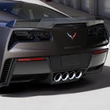 2014 corvette mods c7 corvette stingray 2014 custom painted z06 style gm spoiler