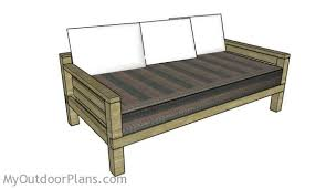 Diy Daybed Plans | diy daybed plans myoutdoorplans free woodworking plans and