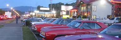 shades of the past pigeon forge car show best read guide smoky