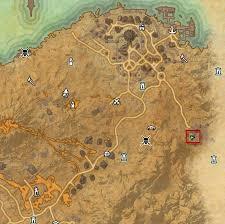 bal foyen treasure map eso stonefalls skyshards guide dulfy