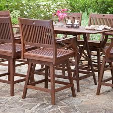 opal swivel counter height dining chair 6284b jensen leisure