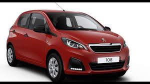 the peugeot family new 2018 the peugeot 108 youtube