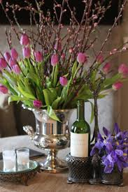 how to style tulips for spring arrangements buckets flowers and