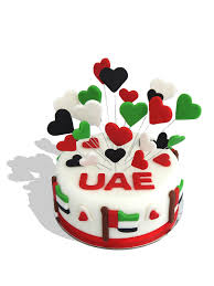Flag Cakes The Design And Supply Of Celebration Cakes In Dubai