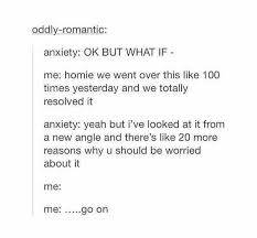 Anxiety Meme - me vs anxiety funny pictures quotes memes funny images funny