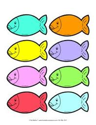 coloured templates fish template google keresés pinteres