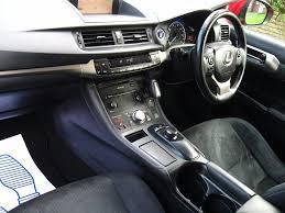 lexus hertfordshire uk used lexus ct 200h hatchback 1 8 advance cvt 5dr in stevenage