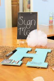 baby shower sign in 15 baby shower ideas for boys the realistic