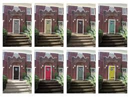 Exterior Door Paint Ideas Best Paint For Exterior Door Stylish Front Door Paint Colors