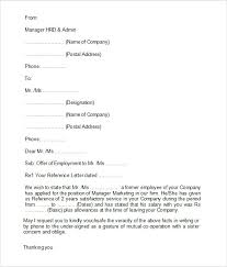 employment verification letter 14 download free documents in