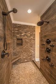 Bathroom Shower Wall Ideas Walk In Shower No Door I Think This Is Going To Be About The Same