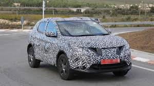 qashqai nissan 2014 2014 nissan qashqai spied for the last time
