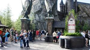 harry potter and the forbidden journey ultimate unofficial guide
