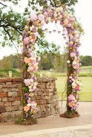 wedding arches dallas tx vaquero club wedding by donaldson flora of dallas