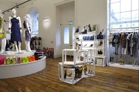 designer shops modern at fashion weekend
