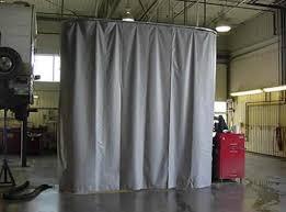 sound proof curtains as room divider studioart center office
