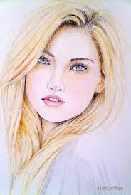 new beautiful colours painsil sketch hd image newbeautiful