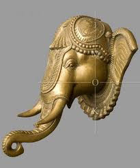 elephant statue brass elephant statue manufacturer in tenkasi tamil nadu india by