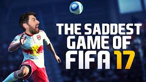 the saddest game ever fifa 17 online gameplay youtube
