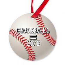 baseball and hanukkah decorations