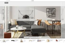 modsy lets you virtually try out furniture before you buy it with