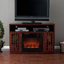 tv stand with electric fireplace big lots place a plasma tv