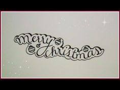 cursive fancy letters how to write merry i wish you a