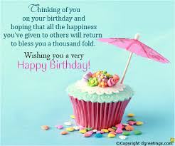 bestow thousand wishes and more to someone you care about happy