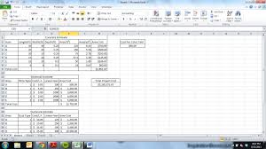 how to calculate square feet using excel u0027s basic formula functions to create an project