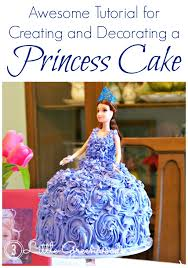 princess cake sofia birthday party